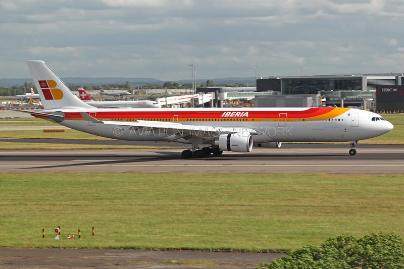 EC-LUB | Airbus A330-302 | Iberia