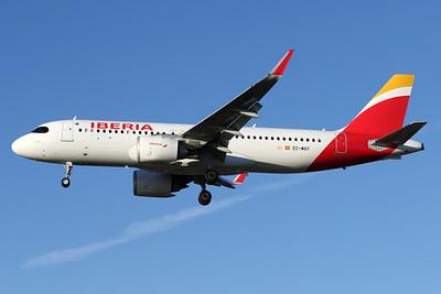 EC-MXY | Airbus A320-251N | Iberia