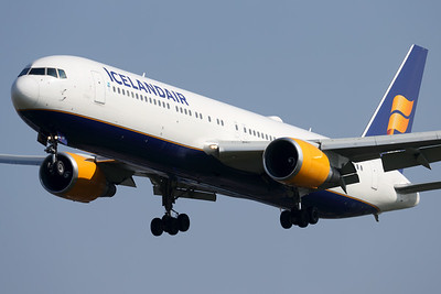 TF-ISP | Boeing 767-319/ER | Icelandair