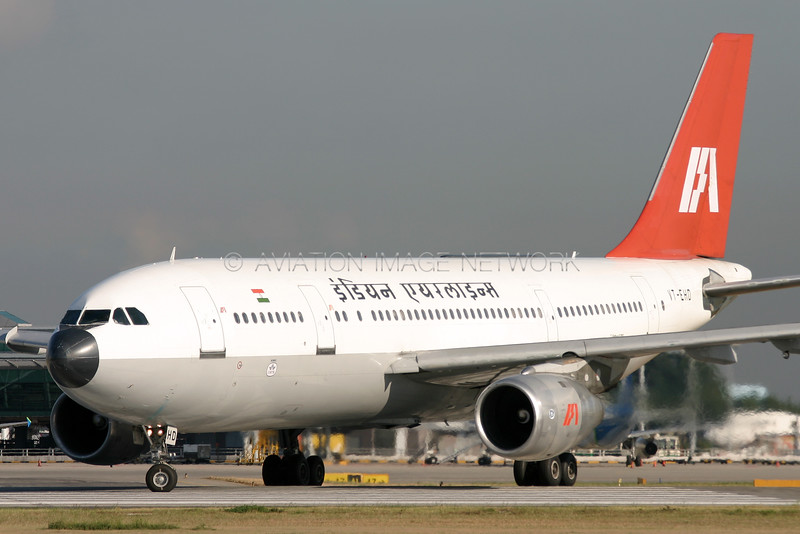 VT-EHD | Airbus A300B4-203 | Indian Airlines