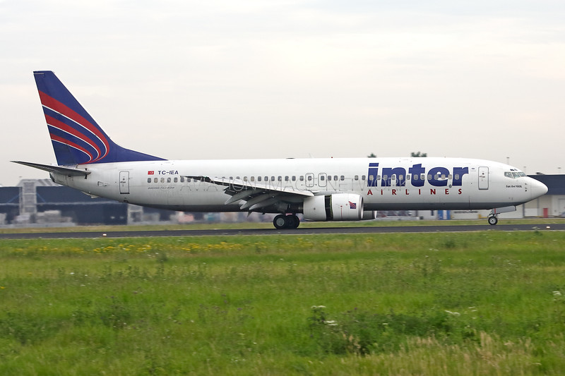 TC-IEA | Boeing 737-8CX | Inter Airlines