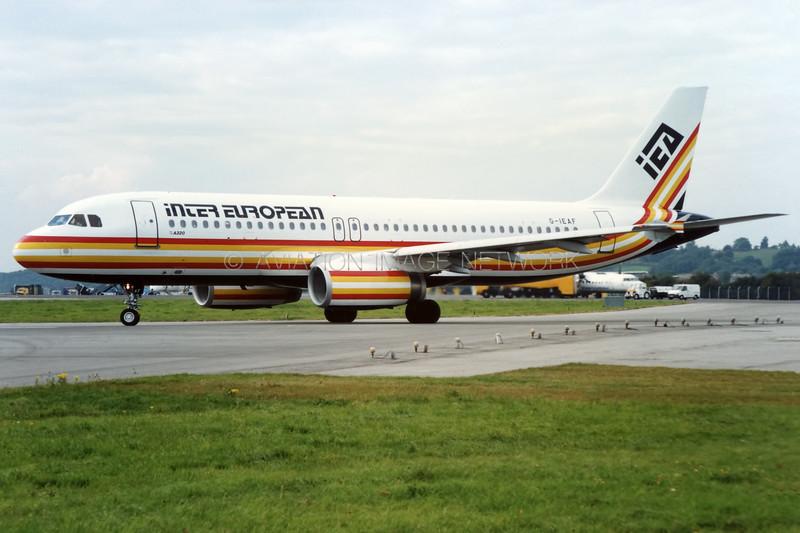 G-IEAF   Airbus A320-231   Inter European Airways