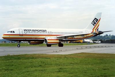 G-IEAF | Airbus A320-231 | Inter European Airways