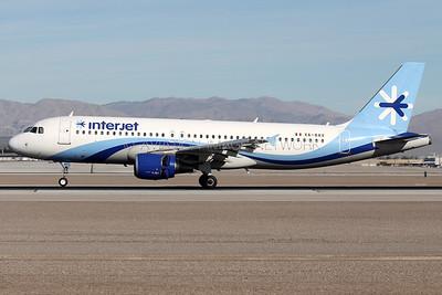 XA-BAV | Airbus A320-214 | interjet