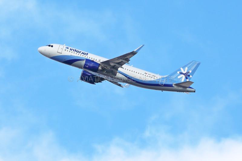 XA-JRM | Airbus A320-251N | interjet
