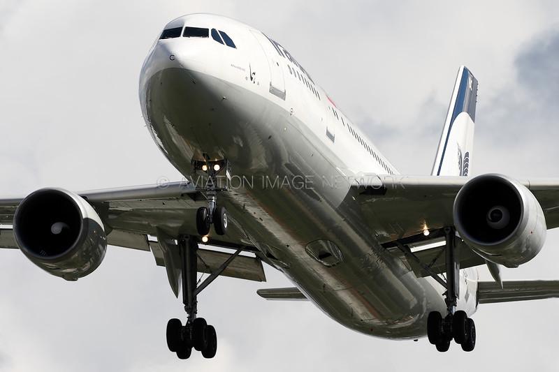 EP-IBC | Airbus A300B4-605R | Iran Air
