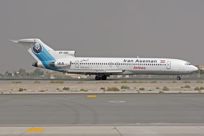 EP-ASC | Boeing 727-228 | Iran Aseman Airlines