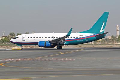 YI-AQL | Boeing 737-7BD | Iraqi Airways