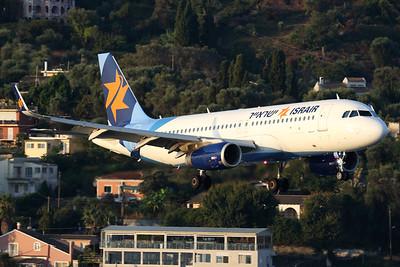 4X-ABI | Airbus A320-232 | Israir