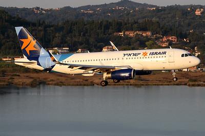 4X-ABI   Airbus A320-232   Israir