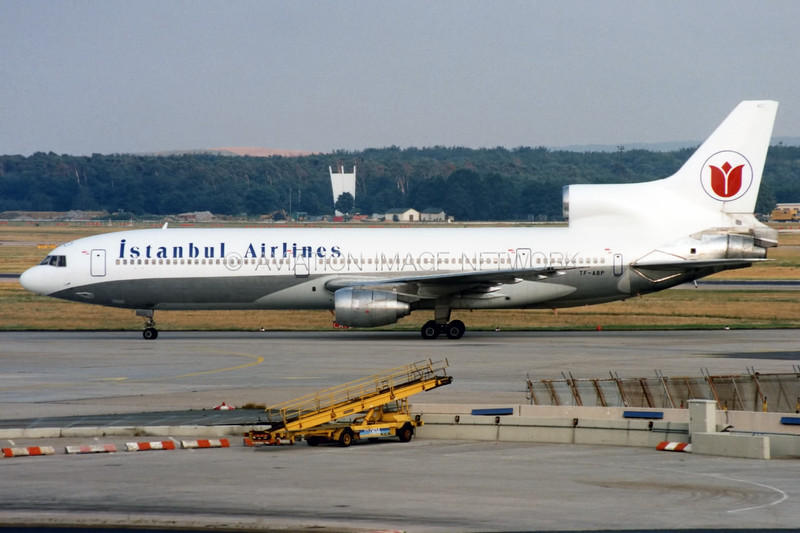 TF-ABP | Lockheed L-1011-1 TriStar | Istanbul Airlines