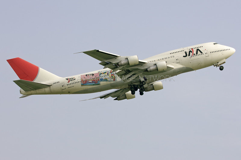 JA8185 | Boeing 747-346 | JAA - Japan Asia Airways