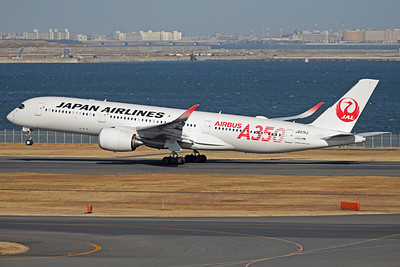 JA01XJ | Airbus A350-941 | JAL - Japan Airlines