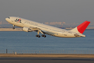 JA8376 | Airbus A300B4-622R | JAL - Japan Airlines