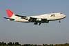 JA8163 | Boeing 747-346 | JAL - Japan Airlines