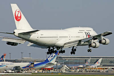 JA8173 | Boeing 747-346 | JAL - Japan Airlines