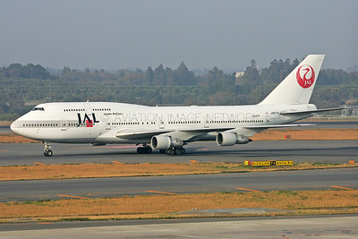 JA8179 | Boeing 747-346 | JAL - Japan Airlines