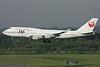 JA8087 | Boeing 747-446 | JAL - Japan Airlines