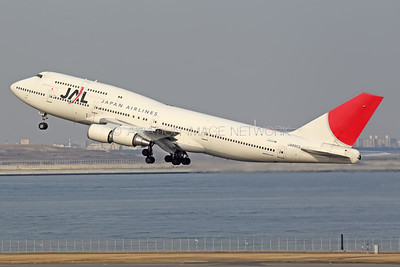 JA8903 | Boeing 747-446D | JAL - Japan Airlines