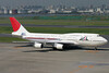 JA8907 | Boeing 747-446D | JAL - Japan Airlines