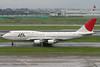 JA8084 | Boeing 747-446D | JAL - Japan Airlines