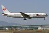 JA8267   Boeing 767-346   JAL - Japan Airlines