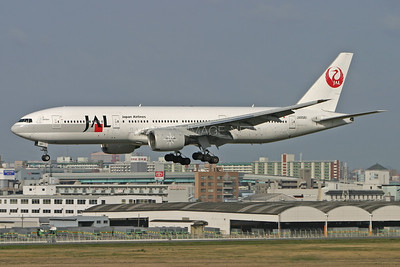 JA8981 | Boeing 777-246 | JAL - Japan Airlines