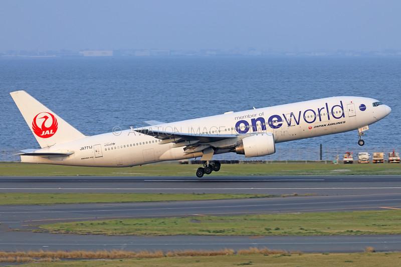 JA771J | Boeing 777-246 | JAL - Japan Airlines