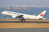 JA010D | Boeing 777-246 | JAL - Japan Airlines