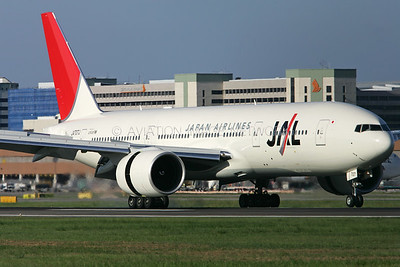JA707J | Boeing 777-246/ER | JAL - Japan Airlines