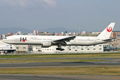 JA8945 | Boeing 777-346 | JAL - Japan Airlines