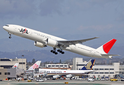 JA743J | Boeing 777-346/ER | JAL - Japan Airlines