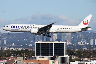 JA732J | Boeing 777-346/ER | JAL - Japan Airlines