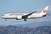 JA827J   Boeing 787-8   JAL - Japan Airlines