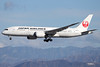 JA827J | Boeing 787-8 | JAL - Japan Airlines