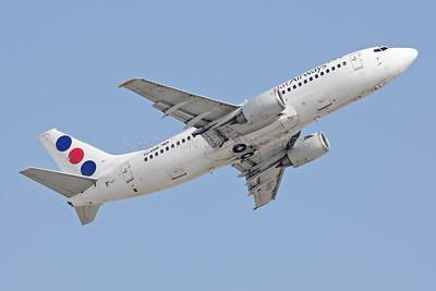 YU-ANW   Boeing 737-3H9   Jat Airways