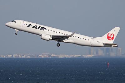 JA254J | Embraer ERJ-190STD | J-Air