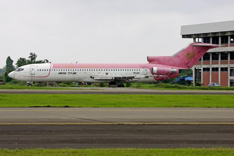 PK-JGN   Boeing 727-223   Jatayu Airlines
