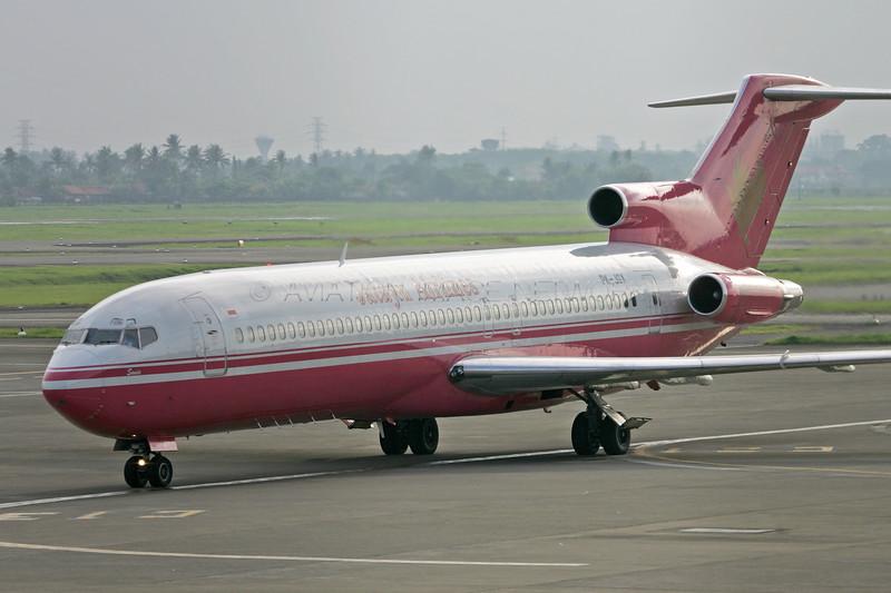 PK-JGX | Boeing 727-232 | Jatayu Airlines
