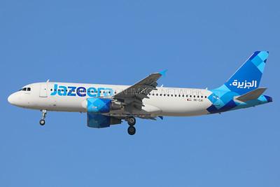 9K-CAI | Airbus A320-214 | Jazeera Airways