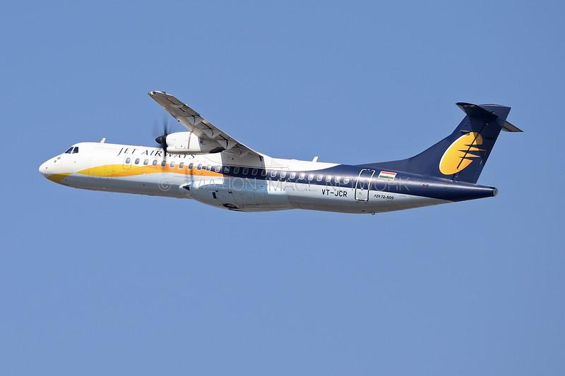 VT-JCR | ATR 72-500 | Jet Airways