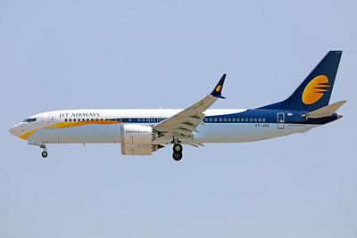 VT-JXC   Boeing 737 MAX 8   Jet Airways