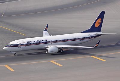 VT-JGV   Boeing 737-85R   Jet Airways