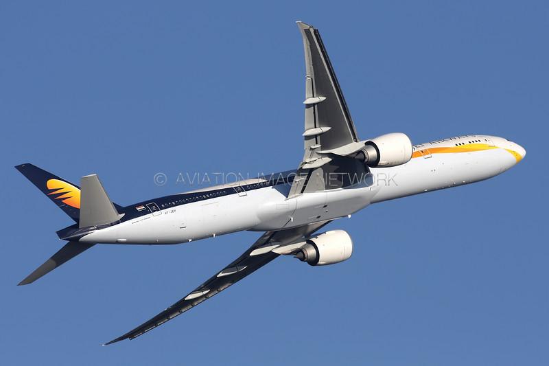 VT-JEH   Boeing 777-35R/ER   Jet Airways