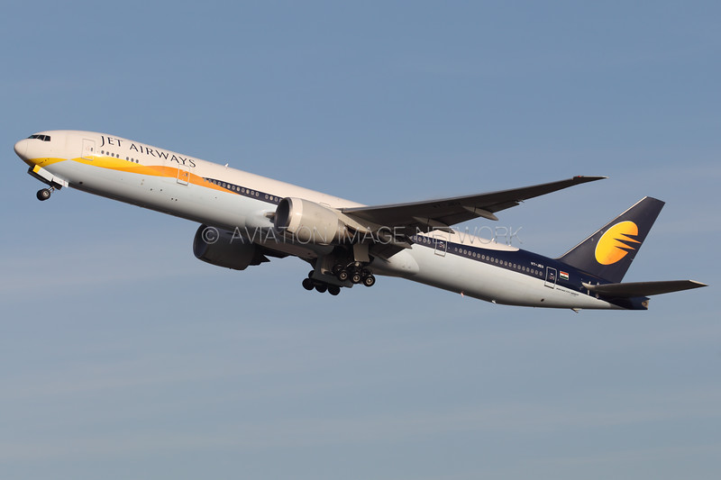 VT-JEU | Boeing 777-35R/ER | Jet Airways