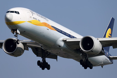 VT-JET | Boeing 777-35R/ER | Jet Airways