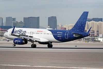 N709JB   Airbus A320-232   JetBlue