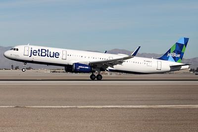 N991JT | Airbus A321-231 | JetBlue