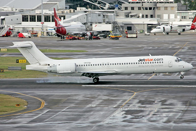 VH-VQJ | Boeing 717-2BD | Jetstar Airways