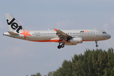 9V-JSF | Airbus A320-232 | Jetstar Asia Airways